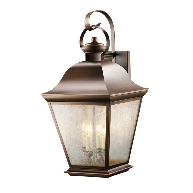 Kichler 9704 Mount Vernon Collection 4 Light 28 Quot Outdoor