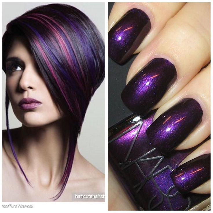 It's National Nail Polish Day find a shade to match your latest hair color!