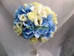 Картинки по запросу букет невесты бело-синий