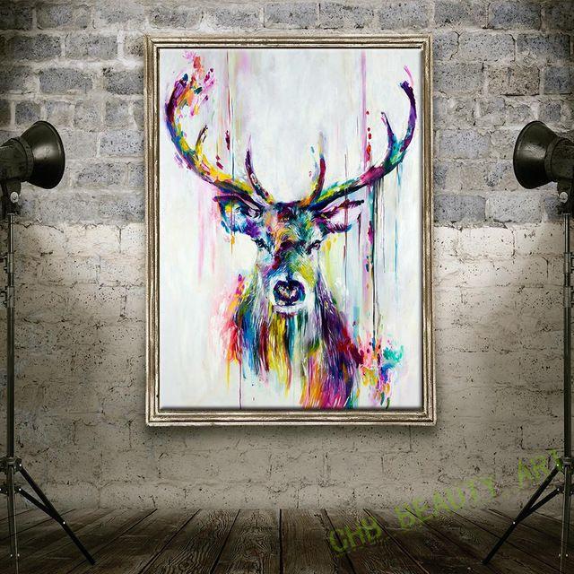De 25 populairste ideeën over Muur Canvas op Pinterest ...