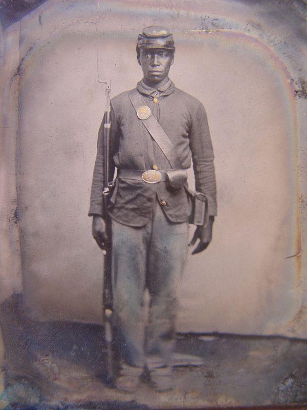 Portraits de soldats de la guerre de secession  2Tout2Rien