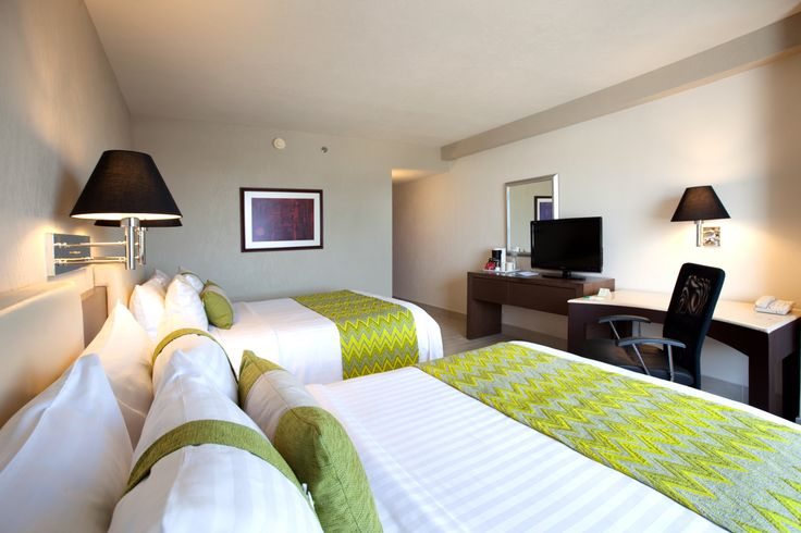 Habitación doble Holiday Inn Puebla La Noria