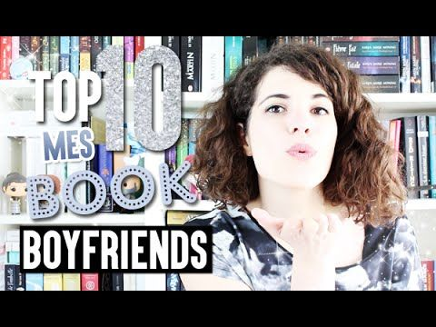 TOP 10 ❘ Mes book boyfriends ♥ - YouTube