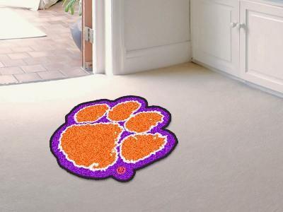 Clemson Mascot Mat