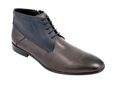 Have some fun with your #shoes with this pair of #KurtGeigerSA two-tone Derby lace-ups at #Spitz