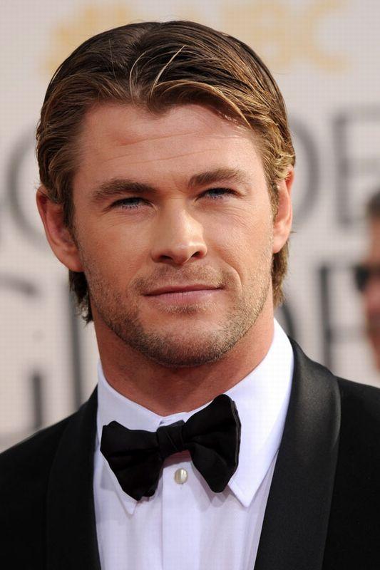 Chris Hemsworth stars in Ron Howard's RUSH. #TIFF13