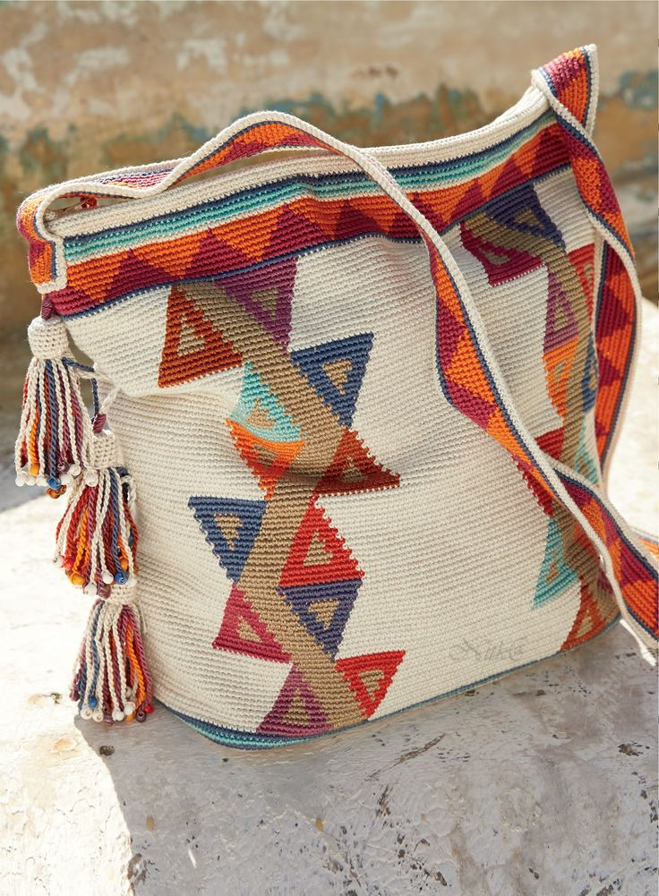 Peruvian Connection | Love the tassels