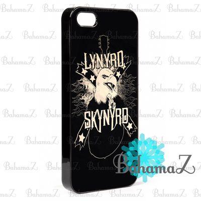 New Rare Lynyrd Skynyrd Dirty Bird Eagle Classic Rock iPhone 5 5S Case | Bahamaz - Accessories on ArtFire