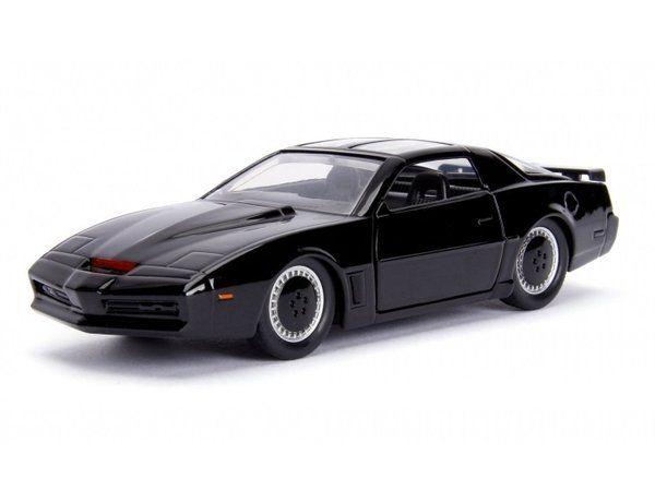 Jada 1 32 Knight Rider K I T T Diecast Model 99799 12 99 Diecast Models Diecast Knight Rider