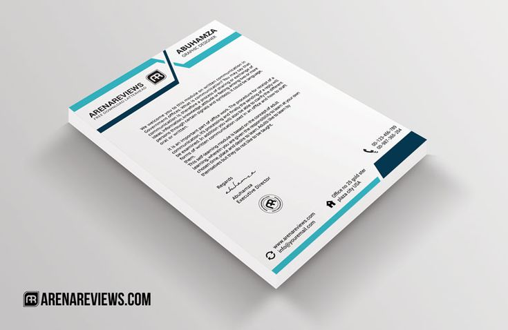 Our Free letterhead templates is an ultimate source of professional business communications and affordable marketing.