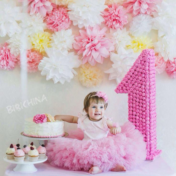 На первый день рождения принцесса выбрала наряд от Бирикина / Birichina shop
