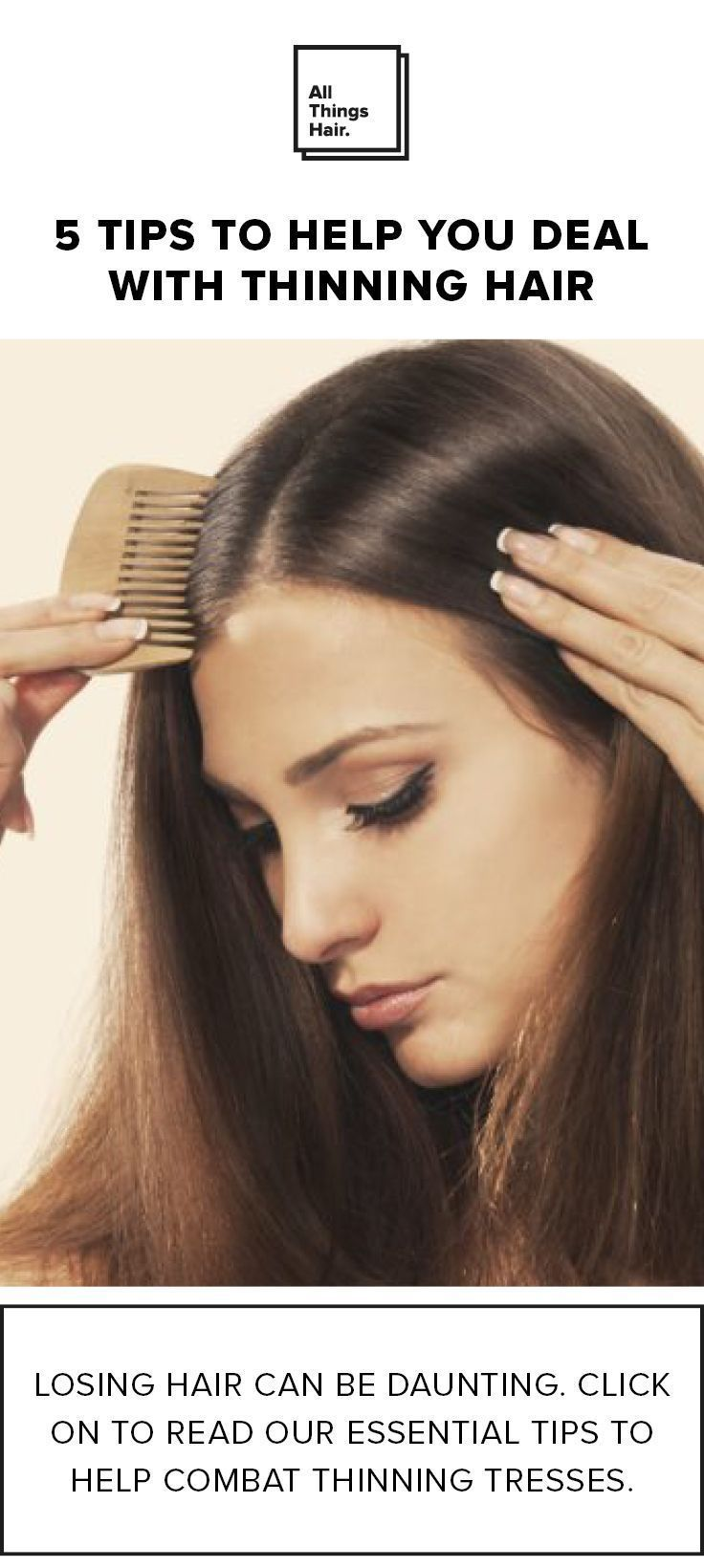 say goodbye to thinning hair with these essential tips go on give