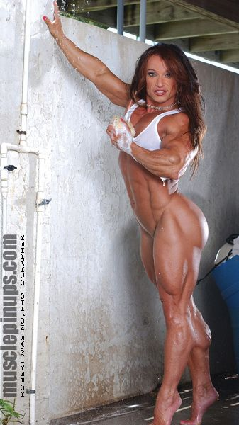 Suggest colette guimond female muscle