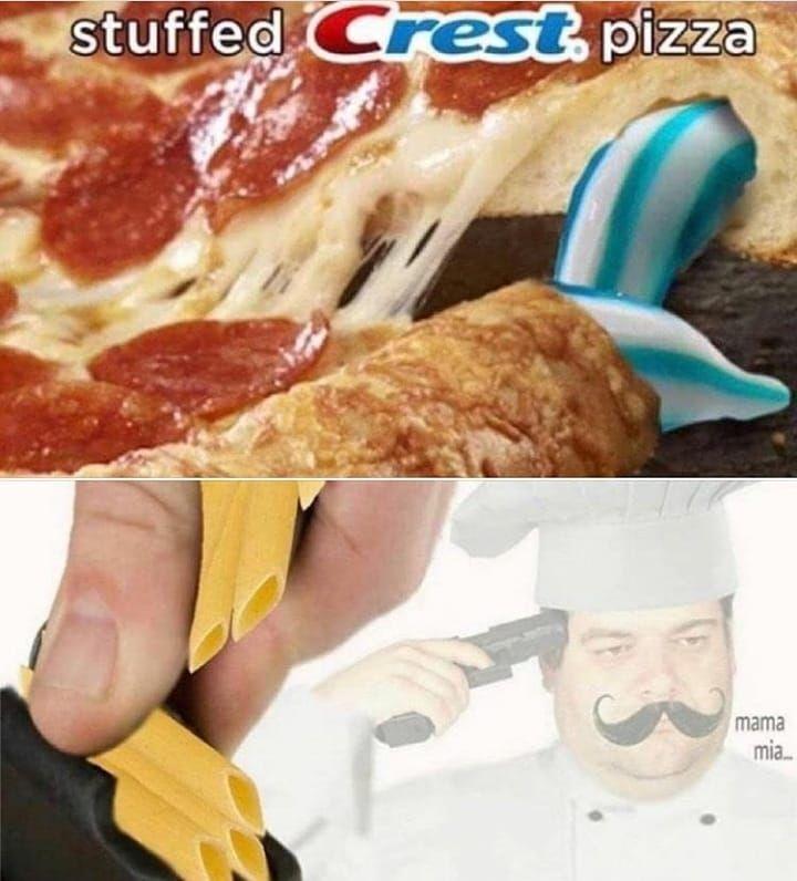 Memes Memes Worldstar Oof Trump Dank Complex Offensive Tbt Meme Sensitivecontent Memesdaily Memez Italian Pizza Pizza Recipes Italian Pizza Recipe