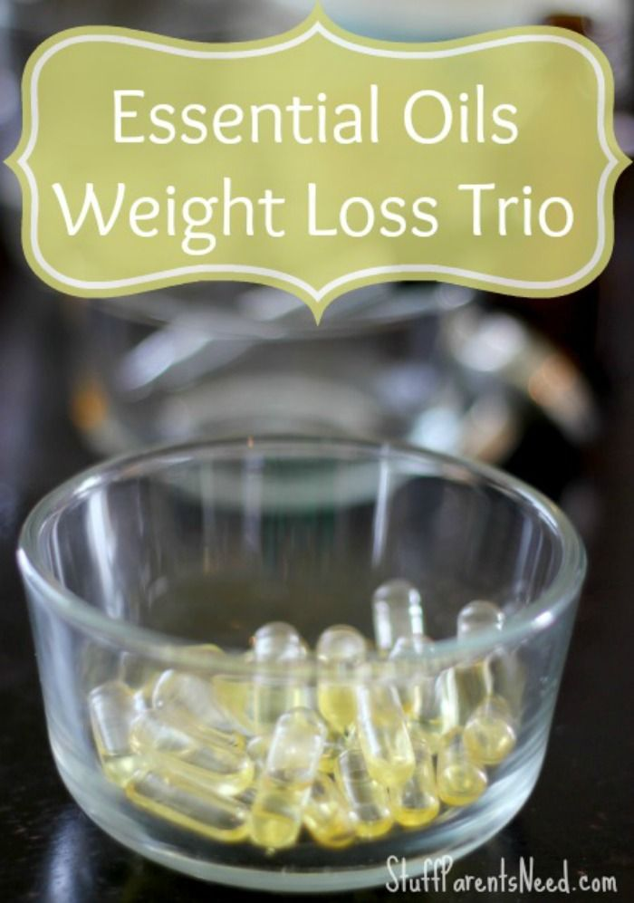 Essential oils for weight loss Young Living Essential Oils