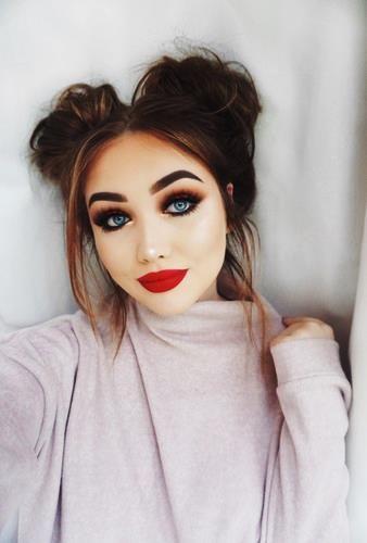 38 Best Nice Makeup Samples Images On Pinterest