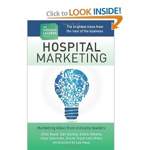 Nice collection of short essays and thoughts on relevant healthcare marketing topics.