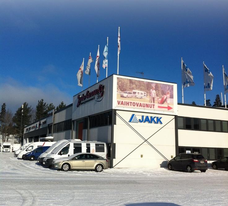www.yrittajankumppanitalo.fi löytyy nyt netistä sekä fyysisesti Jyväskylän Seppälänkankaalta os. Sorastajantie 6. Jyväs-Caravan yläkerrasta. Tervetuloa!