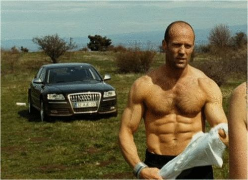 Jason Statham Is The Most Beautiful Bald Man On This Planet