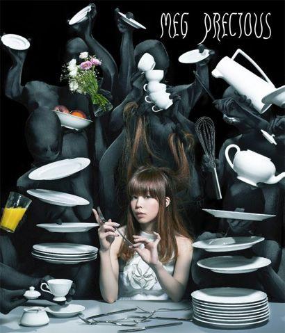 Album cover for Meg Precious by Nagi Noda.
