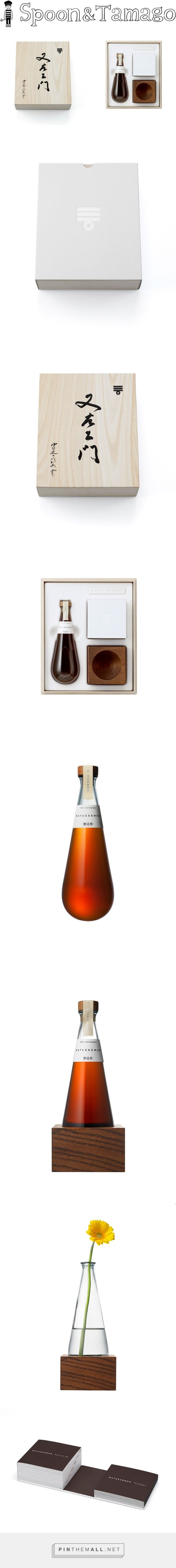 #Packaging Design for Mizkan Vinegar by Taku Satoh via Spoon & Tamago curated by Packaging Diva PD created via http://www.spoon-tamago.com/2014/12/09/packaging-design-for-mizkan-vinegar-by-taku-satoh/#more-30618