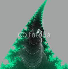 Phosphorescent vertical form background
