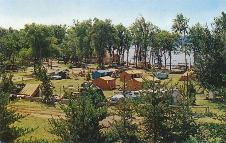 Crystal Beach Campground in Madoc, Ontario