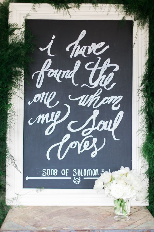 I have found the one whom my soul loves: http://www.stylemepretty.com/2015/07/28/elegant-spring-austin-wedding/ | Photography: Jenna McElroy - http://jennamcelroy.com/