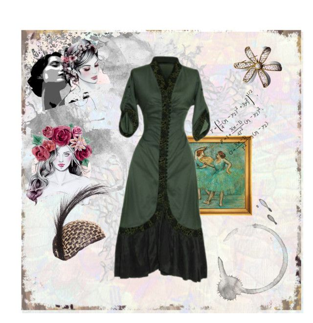 """Ecouture "" by christina-63 on Polyvore featuring Munn Works"