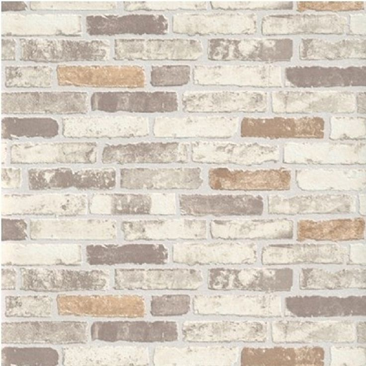 Erismann Brix Brick Wall Effect Embossed Textured Wallpaper 6703 11