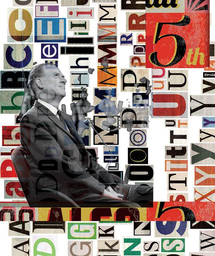 ''Per l'uomo tribale, lo spazio era il mistero incontrollabile.  Per l'uomo tecnologico, è il tempo a occupare lo stesso ruolo.''(Herbert Marshall McLuhan filosofo e teorico della comunicazione e dei media.) Artwork by Casa Walden Comunicazione       #ispirazione #casawalden #comunicazione #illustrazione #mcluhan