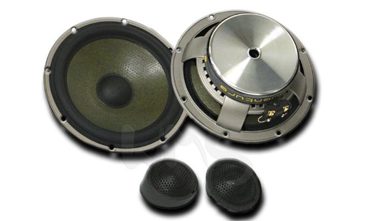 "Компонентная акустика Eton A1-160 SG, 6,5"" (16,5 см), 70 Вт."