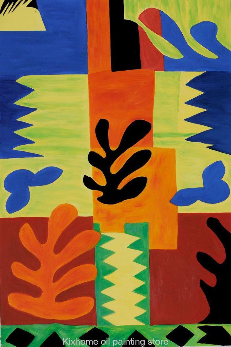 Wall murals,The Wine Press by Henri Matisse handpainted ...