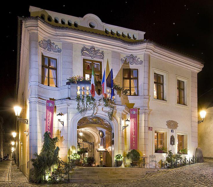 Luxury accommodation in Alchymist Grand Hotel and Spa the distinct Prague hotel – Alchymist Grand Hotel and Spa Prague