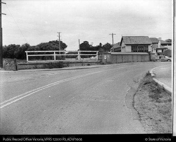 CRANBOURNE HASTINGS ROAD BRIDGE AT FRANKSTON - Public Record Office Victoria