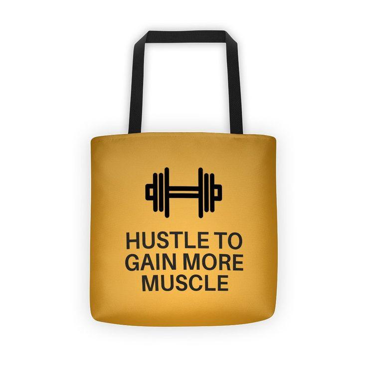 Fitness Orange Tote bag
