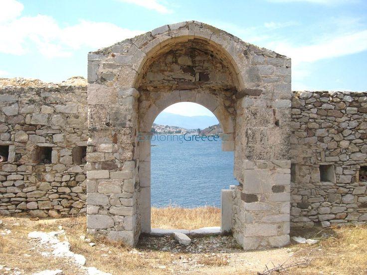 Κάστρο Είντεκ/Πόρος Idek Castle/Poros