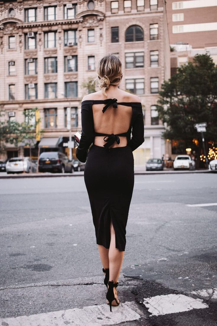 The chicest, sexiest LBD