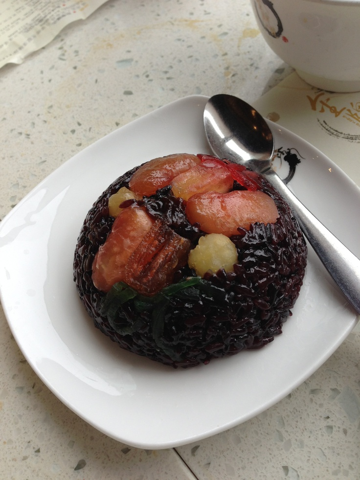 Eight Treasure Glutinous Rice @ King's Dumplings