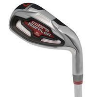 COBRA-SPORTS-Golf-Cobra Baffler Steel 7 Piece Iron Set-£199.00-Cobra Baffler Steel 7 Piece Iron Set  PLAYER TYPE: Beginner / intermediate    The Cobra Baffler Iron Set have been designed as a easy to hit set, the clubs feature oversized face profiles with high MOI for a low centre of gravity for easy up and a wide railed sole for reduced turf drag in all lie conditions. These Cobra golf clubs also have a vibration management system with a back cavity medallion that tunes vibrations to ...