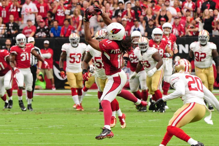 Cardinals vs. 49ers final score: Defense scores 2 TDs in 47-7 rout of San Francisco -  By Robert Norman on Sep 27, 2015, 5:30p