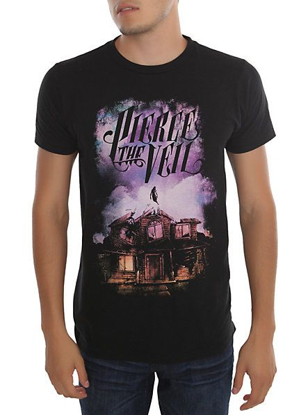 Pierce The Veil Collide With The Sky Slim-Fit T-Shirt | Hot Topic
