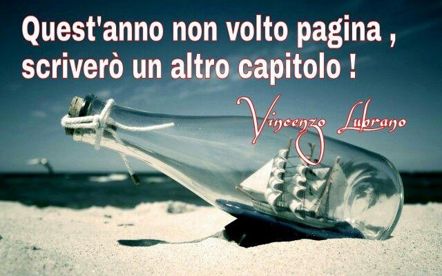 Buongiorno e BUON ANNO A TUTTI !   Vincenzo Lubrano