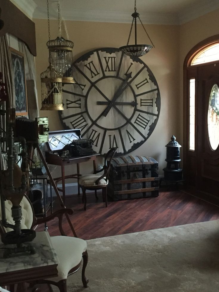 25 best ideas about steampunk home on pinterest for Industrial punk design