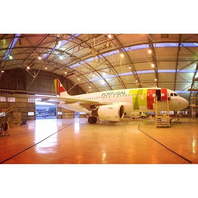 Tirem-me daqui, eu quero é voar! :) (Helder Alves) #tapportugal