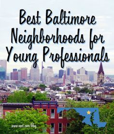 Baltimore is a bustling city that is Maryland's largest economic hub. From its beautiful harbor to its unique museums and rich history, Baltimore is a town that many young professionals are flocking to for a fresh start. [Rent.com Blog] #Baltimore #Maryland #apartment #renting