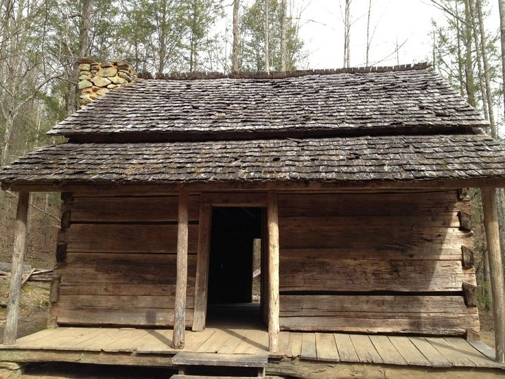 63 Best Images About Log Cabins Of The Smokies On