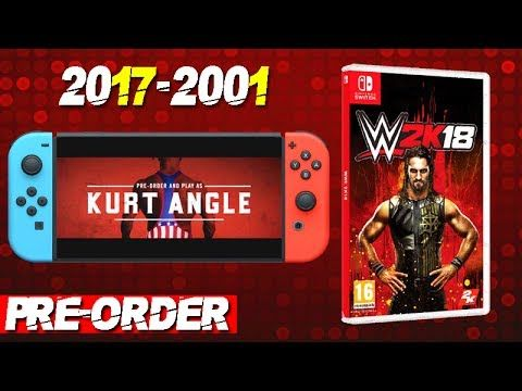 WWE 2K18 – Nintendo Switch (All Wrestling Games 2017 – …