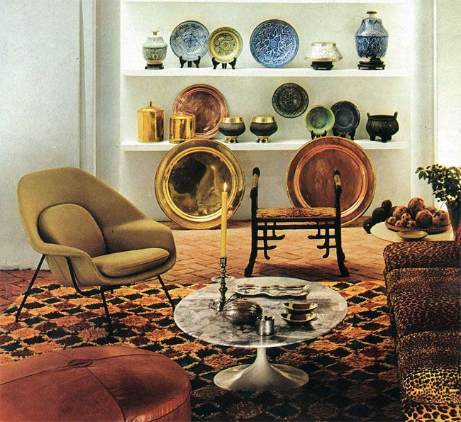 Vintage Knoll Catalogue from Sydney Architect, Luke Maloney, posted on yellowtrace.  Much of Knoll's furniture is timeless and works well with pieces  and places from other times.  Pinned by Secret Design Studio, Melbourne. www.secretdesignstudio.com