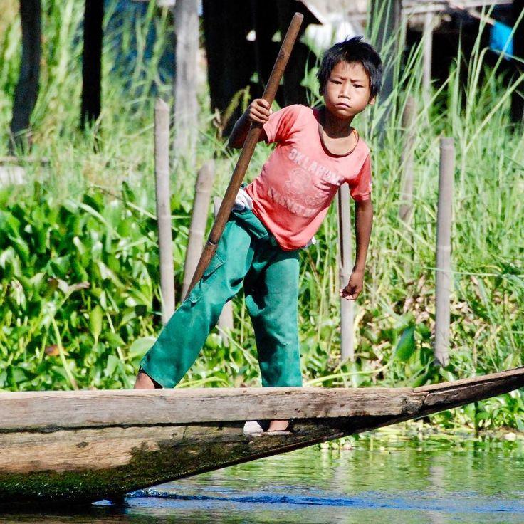 They start leg rowing young!  Inle Lake Myanmar August 2007  #burmese #legrower #inlelake #myanmar #traveller #traveltheworld #travels #travelpics #travelphoto #joestravels #singaporejoestravels #singaporejoe #asia #southeastasia #travelasia #everydayasia#photooftheday #JoeHickman #travelgram #passportready #wanderlust #ilovetravel#postcardsfromtheworld #traveldeeper #travelphotography #worldplaces
